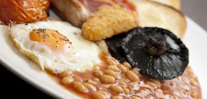 Full Cooked Breakfast for Two or Four at Ravelston House