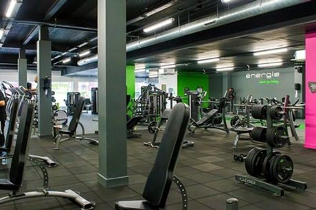 Five or Ten Gym or Class Passes at Énergie Fitness Chelmsford