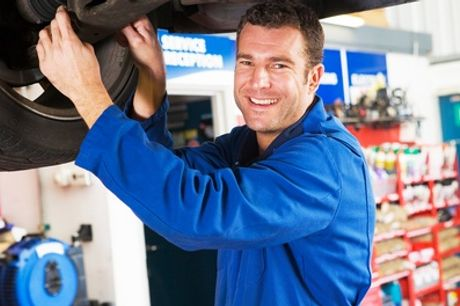 Interim Winter Car Service With Oil and Filter Change at Setyres