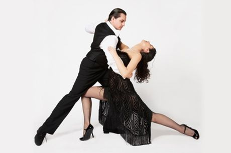 Five Ballroom and Latin Dance Lessons at Elite Dance Essex