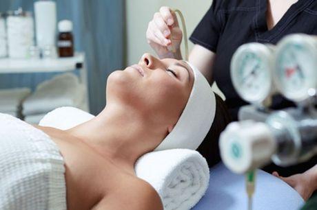 60-90 Min. HydroFacial-Gesichtsbehandlung+ Lichttherapie + Ultraschall bei MK Magnolia Kosmetik (bis62% sparen*)