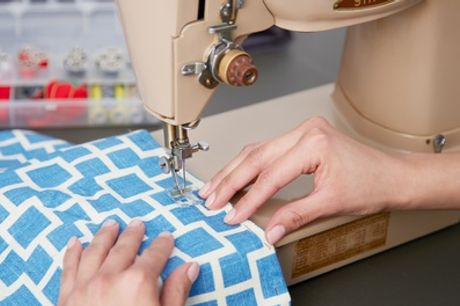 Three-Hour Sewing Workshop for One or Two at Stitching Time