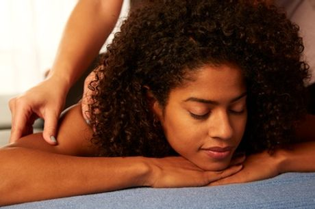 30-Minute Hot Stone Back, Neck and Shoulder Massage or 60-Minute Reiki Session at Spiritheart Sanctuary
