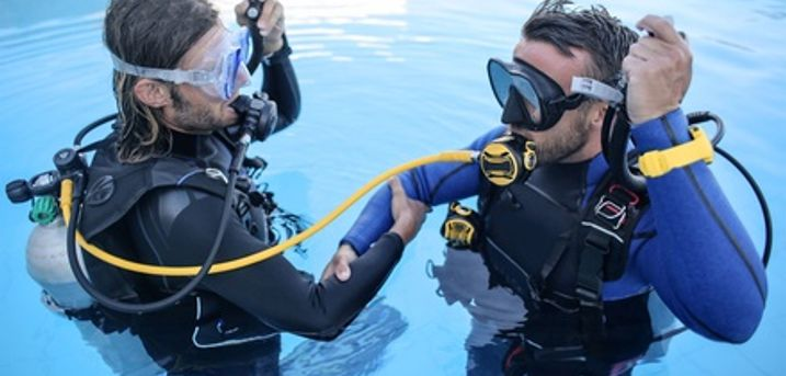 Scuba Diving Taster Session for Up to Four at Diverse Scuba