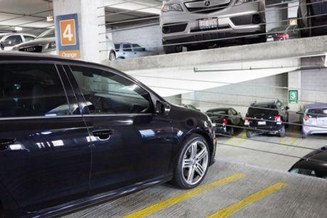 Paga 4 € y obtén hasta un descuento del 35 % en aparcamiento de aeropuerto con Trusted Travel - en 30 ubicaciones