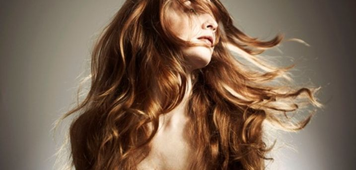 Cut, Condition and Blow-Dry (£17.50) With Half Head of Highlights (£26) at DK Hair (Up to 61% Off)