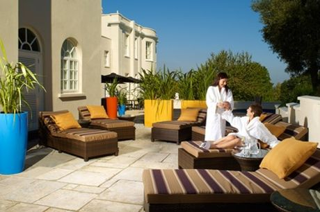 Choice of 55-Minute Spa Treatment at The Mount Somerset Hotel and Spa