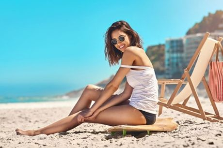Six Sessions of Laser Soprano Ice Platinum HairRemoval on Choice of Area at Beauty Lady