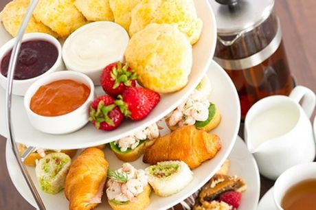 High Tea for Two or Four at The Grange Manor