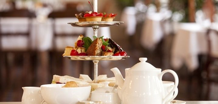 Savoury or Sparkling Savoury Afternoon Tea for Two or Four at The Grange Manor