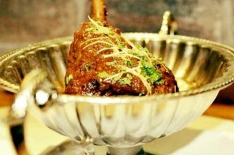 Three-Course Indian Lunch for One or Two at Green Gates Stirling