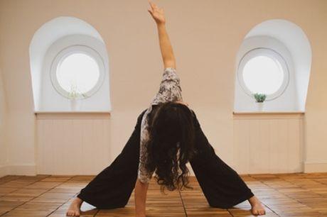 Three, Five or Ten Yoga Classes at Hope Studio