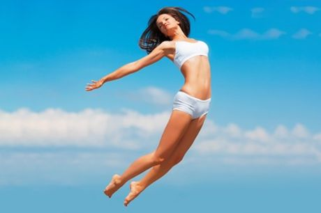 Laser Lipolysis: Three or Six Sessions at Beverly Hills Beauty
