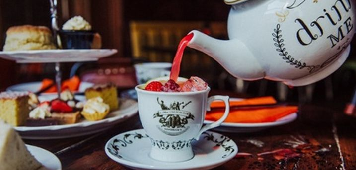 Afternoon Tea with Cocktail Pot for Two or Four at Saint Judes (36% Off)