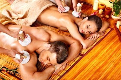Sesión de masaje ritual tailandés en pareja de 60 o 90 minutos en Tierra Indigo (descuento de hasta 62%)