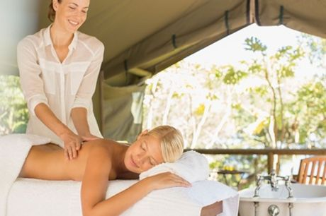 One-Hour Swedish Massage at Beauty Parlour Glasgow