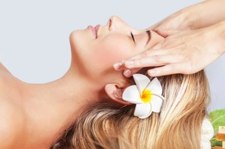 Hot Stone Massage and Facial at New Look Skincare Beauty Salon