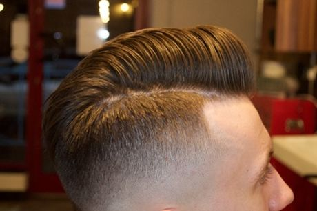 Wash, Cut, Trim or Shave and Facial with Neck and Head Massage with a Free Bar at Barber N Bar