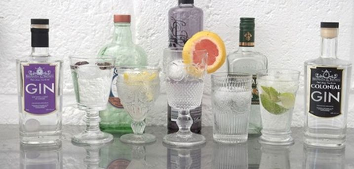 Gin Tasting Experience for One or Two with Brennen and Brown Distillery