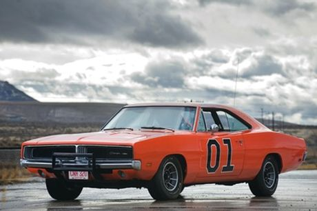 Movie-Inspired Driving Experience: Three Miles in a Dodge Charger at Car Chase Heroes