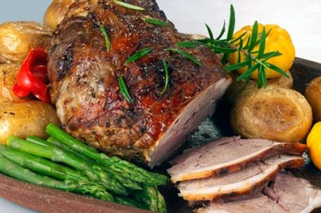 Two-Course Sunday Lunch for Two or Four at Rowley Manor Hotel