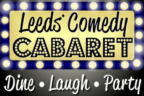 Comedy Show Entry with After-Party and Optional Prosecco for Up to Four at Comedy Cabaret Leeds