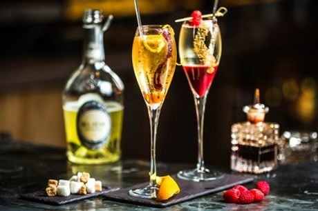 Cocktail Masterclass with Refreshments for One, Two, Four or Ten at Fire Lake at Radisson Blu Leeds