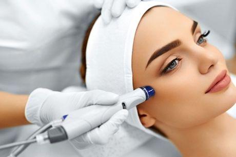 Limpieza facial completa con opción a microdermoabrasión, radiofrecuencia y masaje kobido Sapphira Prive Puerta Toledo