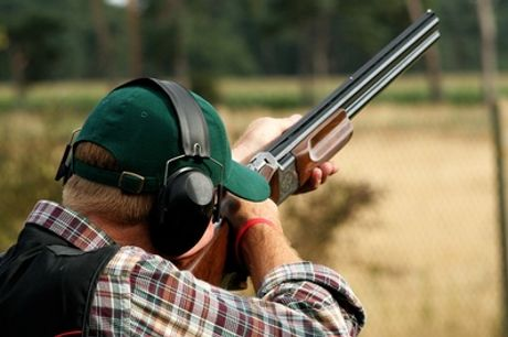 Clay Pigeon Shooting or Air Rifle Shooting for One or Two at Yorkshire Field Sports