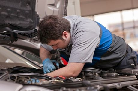 54-Point Service Check With Oil and Filter Change at T & M Autocare
