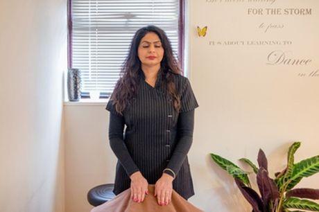 One-Hour Reiki Treatment at Divine Health Leeds (61% Off)