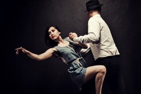 Four or Eight Salsa Lessons at Casino Latino