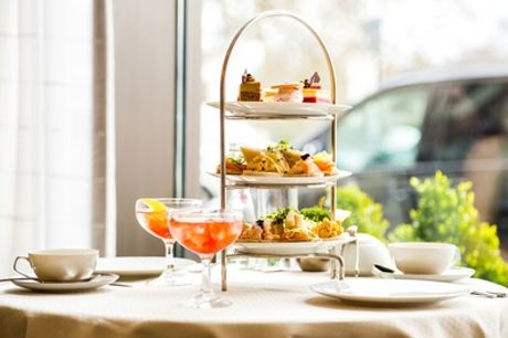 Italian Afternoon Tea with Bubbly for Two or Four at Peggotty's