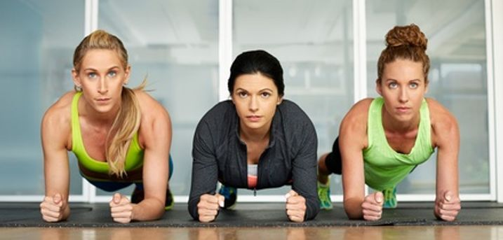 Five Pilates Classes for One or Two at EveryBod Fitness