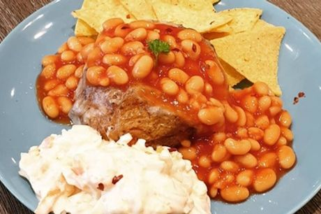 Choice of Light Meal or Full English Breakfast with Drink for One or Two at YamLi Cafe, Takeaway