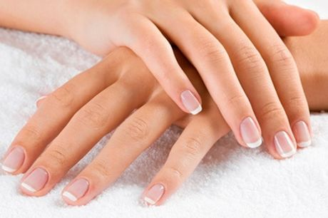 Gel Manicure or Pedicure at La 7 Beauty