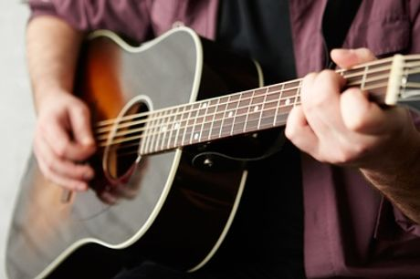 Five or Ten One-Hour Guitar, Banjo or Ukelele Lessons at ATL Music Tuition