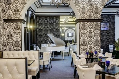Three-Course Meal with Optional Bottle of Wine for Two or Four at The Richmond Hotel, Liverpool