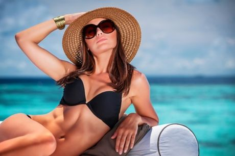 Six Sessions of Laser Hair Removal on Area of Choice at L A Beauty and Laser (Up to 75% Off)