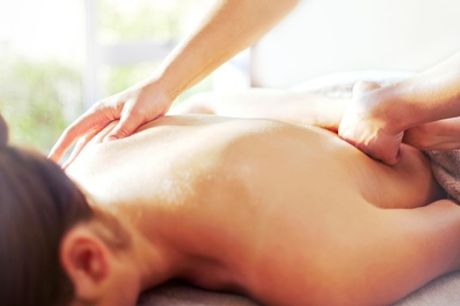 One-Hour Choice of Massage and Gift at The Beauty Rooms