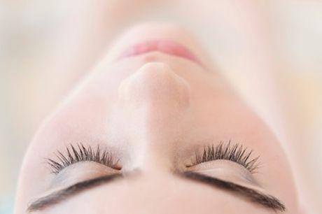 Semi-Permanent Individual Eyelash Extensions at The Makeover Lounge