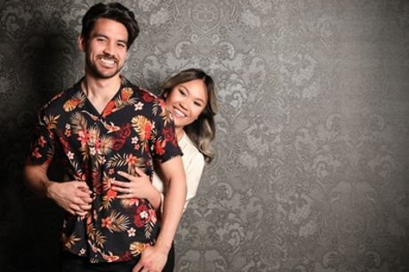 Three-Hour Couple's Photoshoot at Xposure Studios