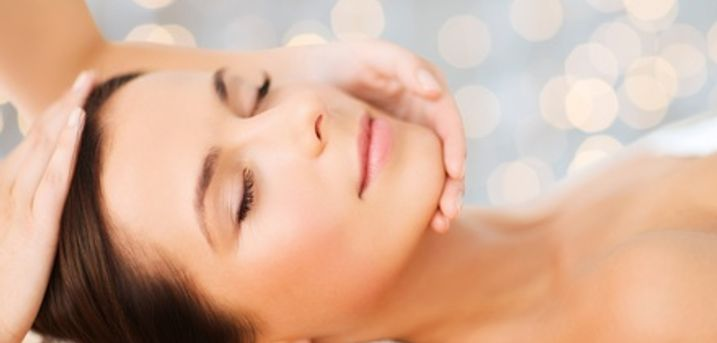 One or Three Sessions of Radio Frequency Face Treatment at Aurora Beauty
