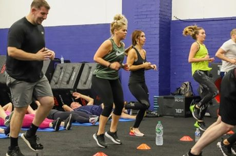 Up to 12 Gym Classes or Five Group Weight Sessions for One at Workout Liverpool