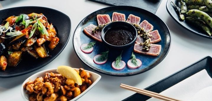All-You-Can-Eat Sushi with Optional Bottomless Drinks for One or Two at inamo, Three Locations