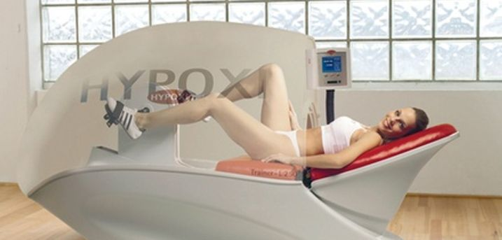 Body and Nutrition Consultation and Hypoxi Body-Shaping Therapy at HYPOXI Studio Knightsbridge