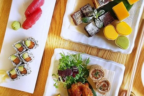 Japanese Afternoon Tea for Two or Four at Kouzu