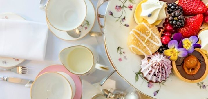 Champagne Afternoon Tea for One or Two at 5* The Royal Horseguards, Embankment