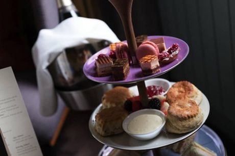 Traditional Afternoon Tea for Two or Four at Signature Townhouse Hyde Park