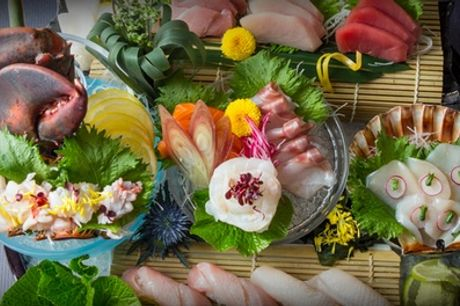 Michelin Listed Seven-Course Japanese Tasting Menu for One, Two or Four at Kouzu